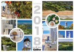 Algarve Calendar 2018